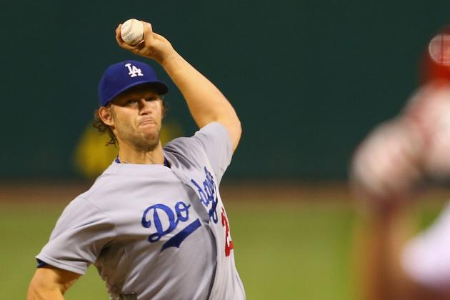 Clayton Kershaw Stands Up for Dodgers, and They Don't Back Down