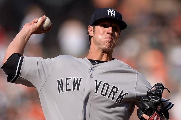 Newcomers to Rotation Thriving for Yankees