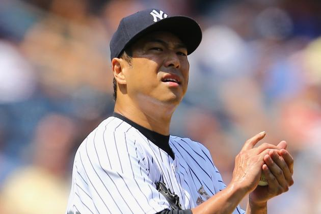 Kuroda Is Last Man Standing for Injury-Plagued Pitching Rotation