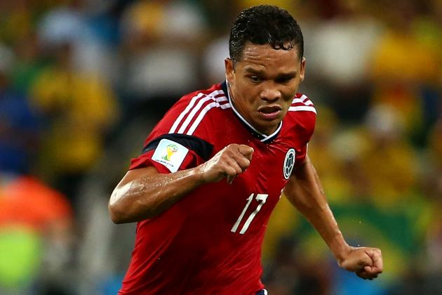 Bacca Can Be the Answer to Everton's Striking Woes