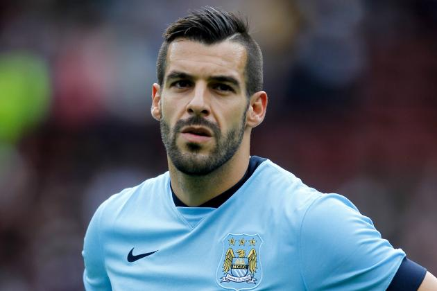 Negredo Injury Leaves Pressure on Dzeko and Jovetic to Deliver for Man City