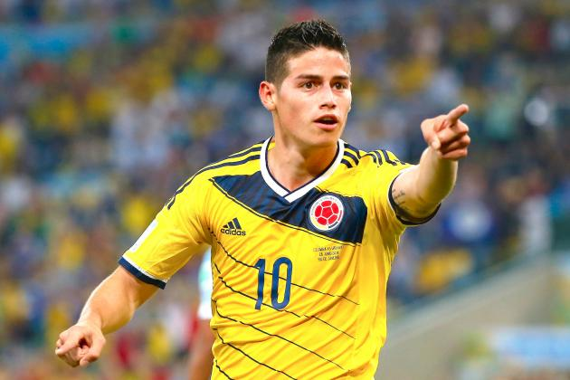 Can James Rodriguez Have a Zinedine Zidane-Like Impact for Real Madrid?