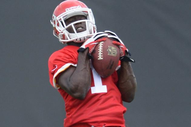 Is the Chiefs' De'Anthony Thomas a Running Back or Receiver?