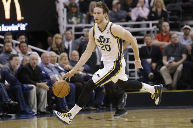 Jazz 2014-15 Schedule: Top Games, Championship Odds and Record Predictions