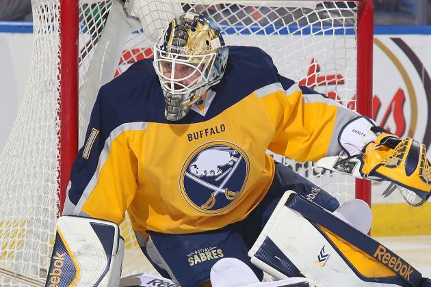 Prospects in Goal Bode Well for Sabres' Future