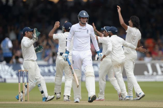 England vs. India, 2nd Test, Day 5: Highlights, Scorecard and Report