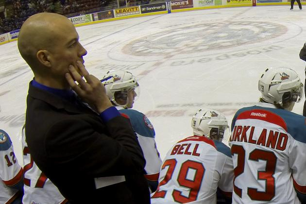 Huska Primed for Challenge with Baby Flames