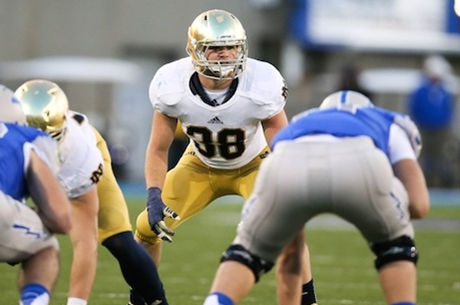 The Walk-on Players' Union Gaining Strength at ND