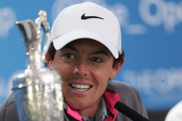Did Rory McIlroy Drink Jagermeister from the Claret Jug After Open Championship?