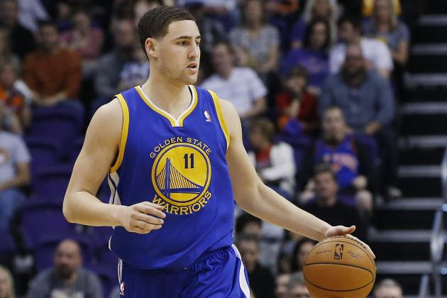 Is Klay Thompson Really Worth a Max Contract to Golden State Warriors?