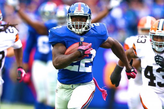 David Wilson Injury: Giants RB Cleared for Training Camp After Neck Surgery