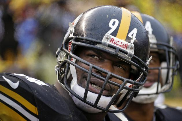 Timmons Feels Pressure to Transform Steelers Back into Contender