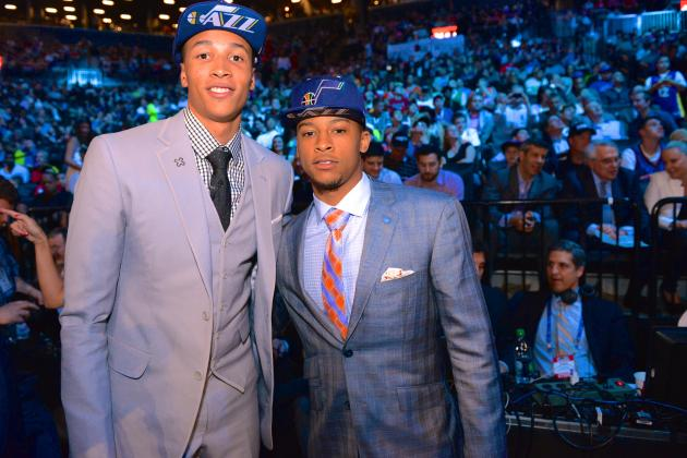 Are Dante Exum and Trey Burke in Each Other's Way as Utah Jazz Point Guards?