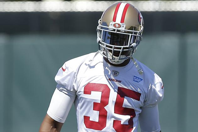 49ers' Reid Learned at Young Age to Beat the Heat