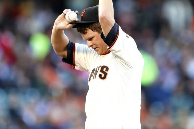 Matt Cain Injury: Updates on Giants Pitcher's Elbow and Return