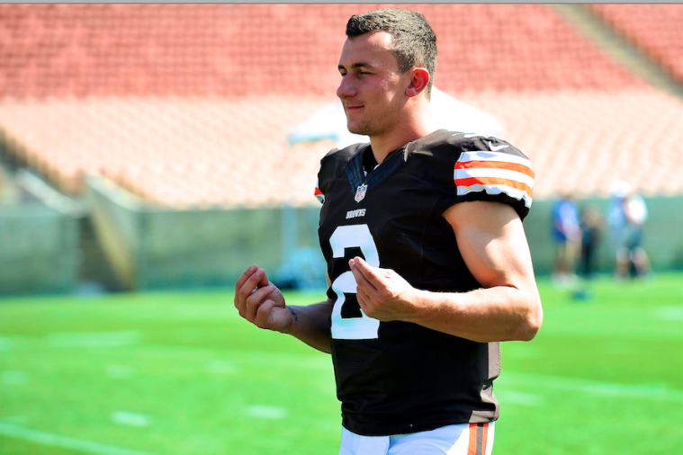 Johnny Manziel's No. 2 Is Best-Selling Jersey in NFL