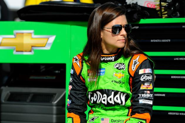 Danica Patrick: Latest News and 2014 Sprint Cup Ranking Ahead of Brickyard