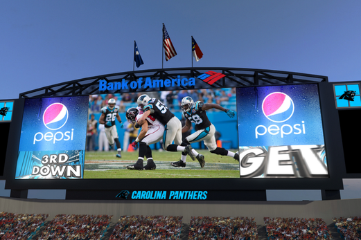 The $65M Renovation of Carolina Panthers' Stadium — Here's How it Was Done