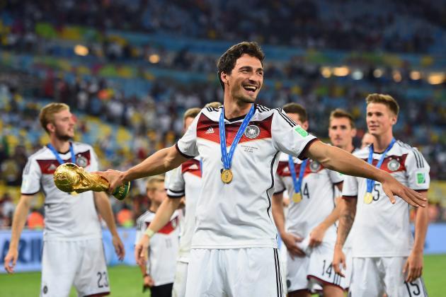 Mats Hummels Transfer Rumours: Latest Gossip Surrounding Borussia Dortmund Star