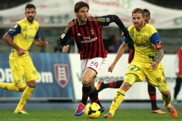 How Will AC Milan Replace Riccardo Montolivo?