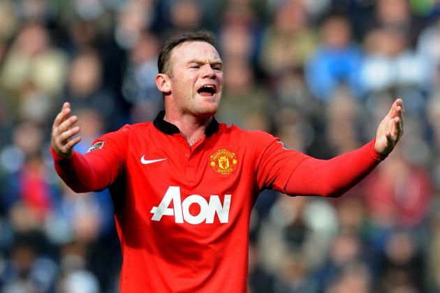 Rooney Will Be Surplus to Requirements Under Van Gaal
