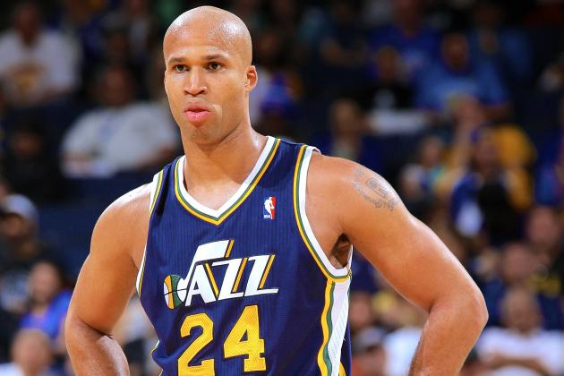 Richard Jefferson to Mavericks: Latest Contract Details, Analysis and Reaction