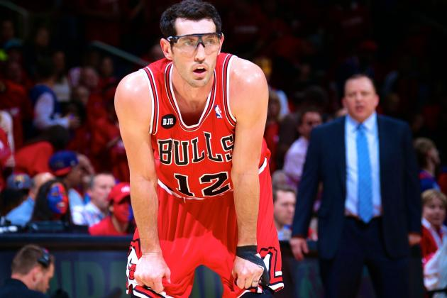 Kirk Hinrich Re-Signs with Bulls: Latest Contract Details, Analysis, Reaction