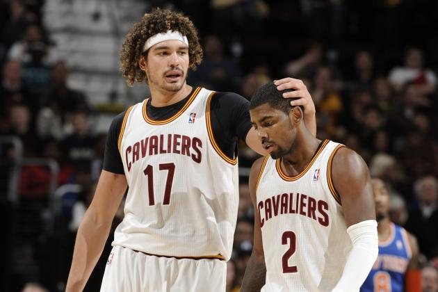 Cavaliers Have Several Options to Create Optimal Starting Lineup...