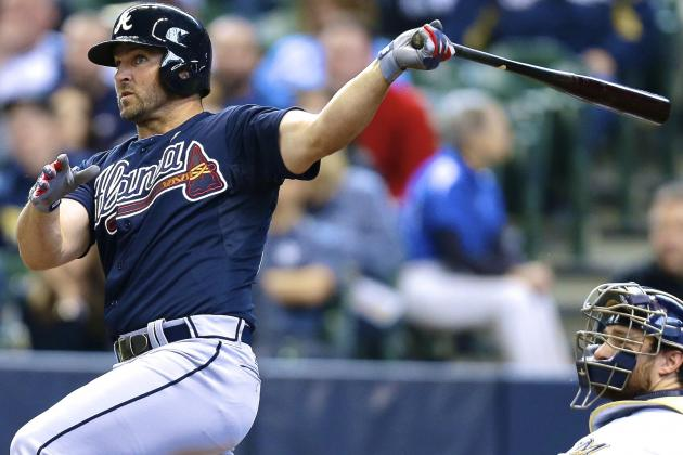 Dan Uggla to Giants: Latest Contract Details, Analysis and Reaction