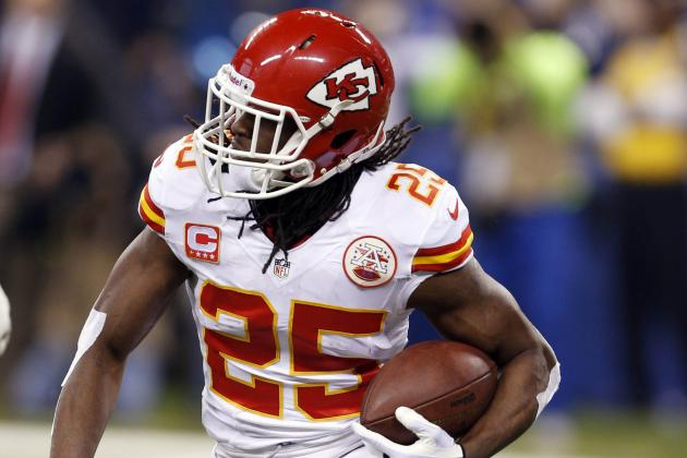 Chadiha: Chiefs Must Use Jamaal Charles Wisely