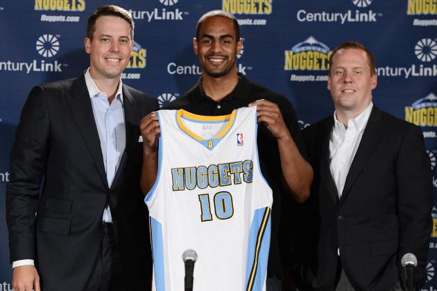 Nuggets 2014-15 Schedule: Top Games, Championship Odds and Record Predictions