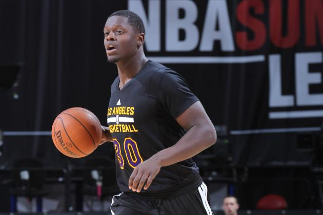 Lakers Trade Rumors: LA Shouldn't Move Julius Randle for Eric Bledsoe