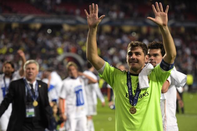 Real Madrid Transfer News: Iker Casillas Shouldn't Leave the Bernabeu in 2014