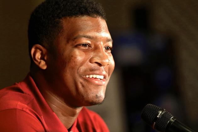 Florida State Football: ACC Kickoff Gives Us a Look at New, More Mature Winston