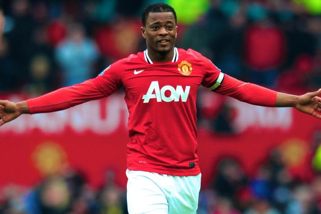 Why Patrice Evra Was One of Manchester United's Best-Ever Players