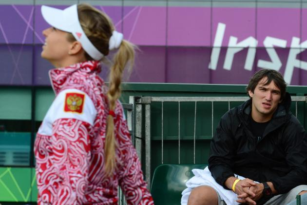 Maria Kirilenko Comments on Canceling Engagement with Alex Ovechkin