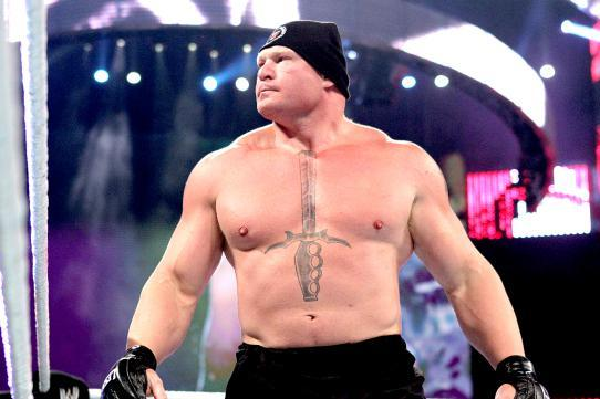 Brock Lesnar Should Win the WWE World Heavyweight Championship at SummerSlam