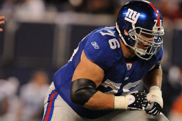 John Mara: Giants Not Currently Looking for Offensive Line Help