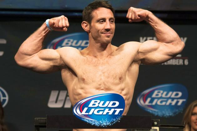 Tim Kennedy: Belfort Is 'Dripping Testosterone out of His Eyeballs Right Now'
