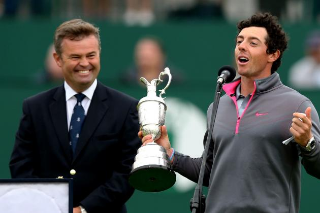 British Open 2014: Winner, Final Leaderboard and Updated Rankings