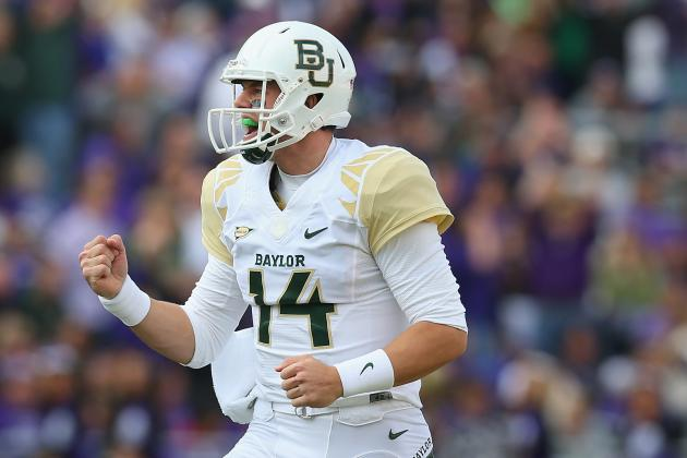 Baylor Not Backing Down from High Expectations