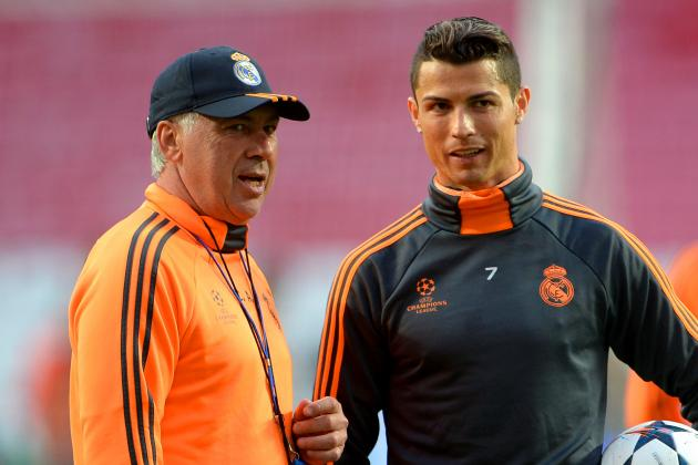 Pressure Now on Carlo Ancelotti to Make Florentino Perez's Galactico Dream Work