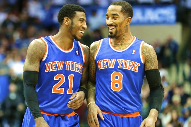 Is Iman Shumpert or JR Smith Better Trade Bait for New York Knicks to Dangle?