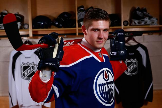 Draisaitl: 'My Goal Is to Play in the NHL Next Year'