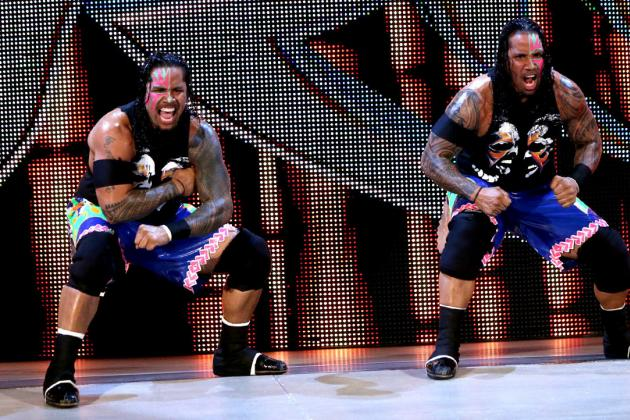 Lack of Worthy Rivals Will Have The Usos' Title Reign Suffer After Battleground