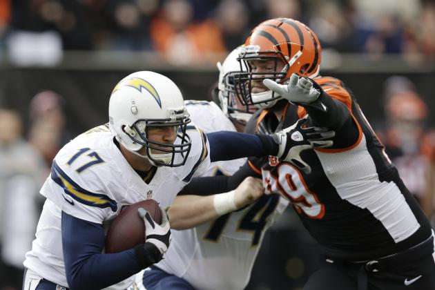 Cincinnati Bengals: Margus Hunt Will Become a Force on Defense in 2014