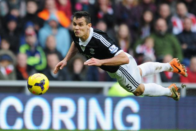 Dejan Lovren to Liverpool: Latest Transfer Details, Reaction and More