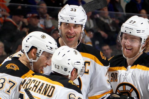 How Much Longer Should Zdeno Chara Serve as the Boston Bruins' Captain?