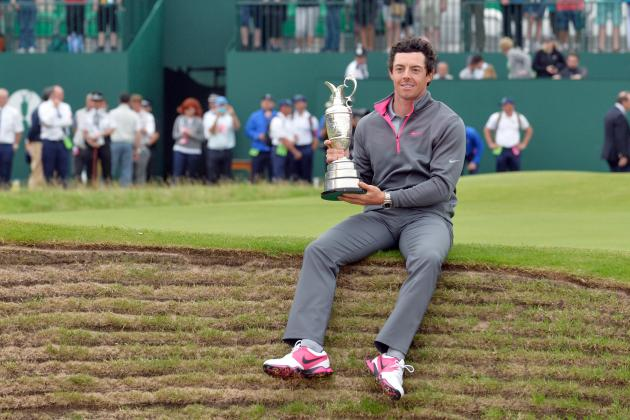 2014 British Open: Top Storylines to Follow After Rory McIlroy's Big Win