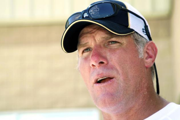 Brett Favre Comments on Potential Return to Lambeau Field